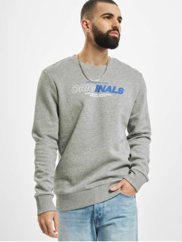 Jack & Jones Pullover jorFaster  gray