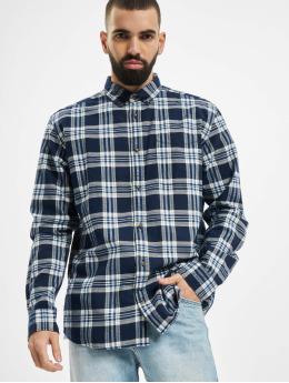 Jack & Jones Shirt jjeClassic Check  blue