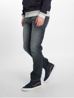 Jack & Jones Straight Fit Jeans jjiClark jjOriginal Noos blue