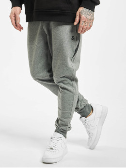 Jack & Jones Sweat Pant Jjiwill Jjclean gray