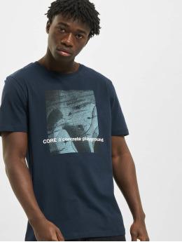 Jack & Jones T-Shirt jcoJump  blue
