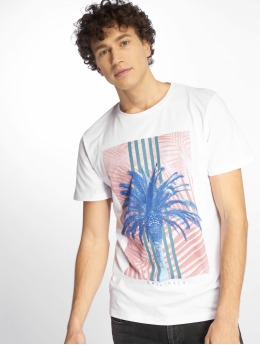 Jack & Jones T-Shirt Jorfaster Crew Neck Jan 19 white