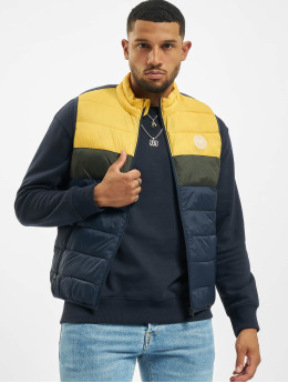 Jack & Jones Vest jjeMagic Bodywarmer Collar yellow