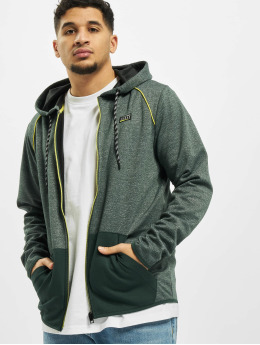 Jack & Jones Zip Hoodie jcoColts green