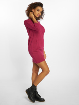 JACQUELINE de YONG Dress jdySaga red