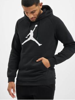 Jordan Pullover Jumpman Logo Fleece black