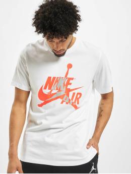 Jordan T-Shirt JM Classics Crew white
