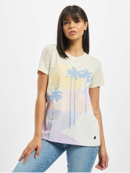 Just Rhyse T-Shirt Isla Calero white
