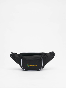 Karl Kani Bag Signature Tape Waist black