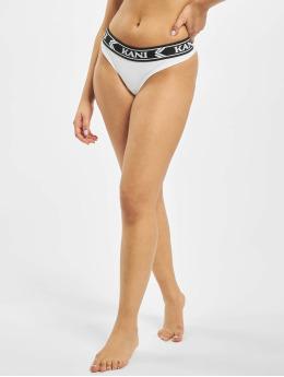 Karl Kani Underwear College white