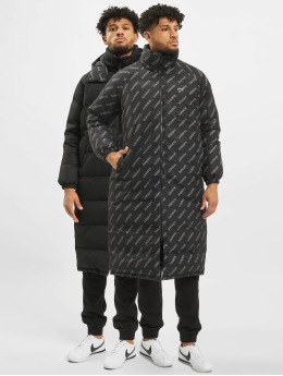 Lacoste Parka Lacoste Coat black