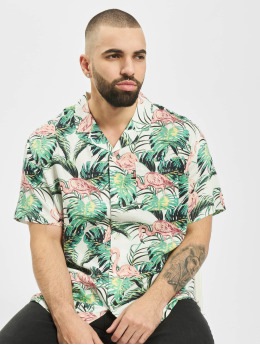 Levi's® Shirt Cubano Flamingo Leaf Print colored