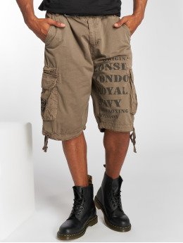 Lonsdale London Short London Plain khaki