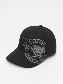 Lonsdale London Snapback Cap Iken black