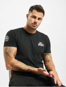 Lonsdale London T-Shirt Warlingham  black