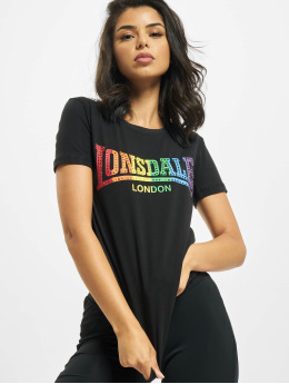 Lonsdale London T-Shirt Happisburg black