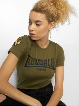 Lonsdale London T-Shirt Marylee olive