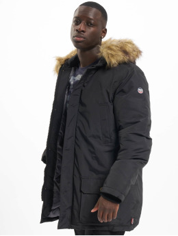 Lonsdale London Winter Jacket Streetlam  black