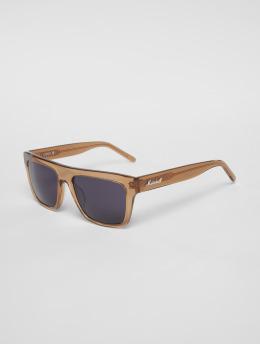 Marshall Eyewear Sunglasses Johnny Large brown
