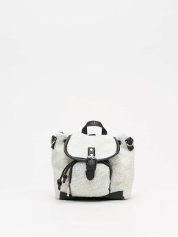 Missguided Backpack Borg Mini white