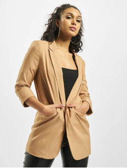 Missguided Blazer Co Ord Price Point Basic beige