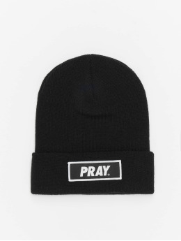 Mister Tee Hat-1 Pray black