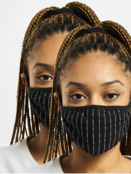 Mister Tee Other Fuck You Face Mask 2-Pack black