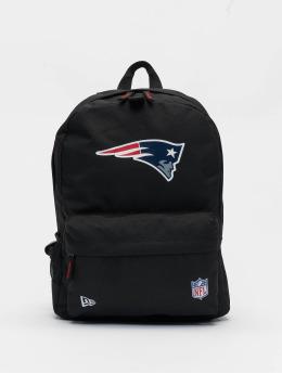 New Era Backpack NFL New England Patriots Stadium black