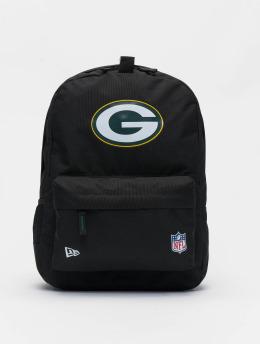 New Era Backpack NFL Green Bay Packers Stadium black
