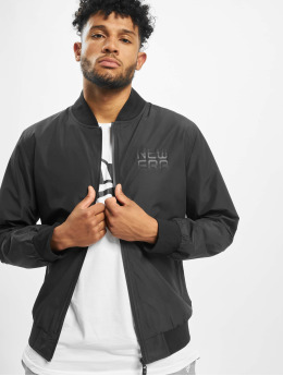 New Era Bomber jacket Technical black