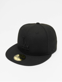 New Era Fitted Cap MLB LA Dodgers 59Fifty black