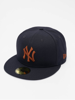 New Era Fitted Cap MLB New York Yankees League Essential blue