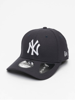 New Era Flexfitted Cap MLB NY Yankees Diamond Era Essential2 39Thirty blue