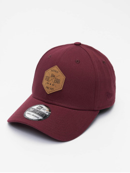 New Era Flexfitted Cap Colour Essential 39Thirty red