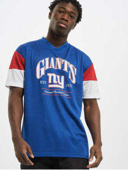 New Era Jersey NFL New York Giants Team Established blue