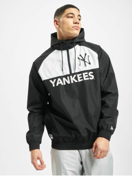New Era Lightweight Jacket MLB NY Yankees black