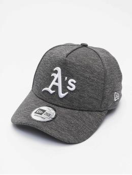 New Era Snapback Cap MLB Oakland Athletics Tonal Team 940 AF  gray