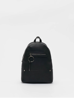 New Look Backpack Peony  black