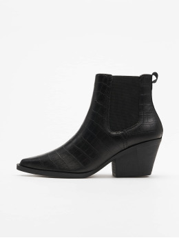 New Look Boots Brook - Croc Chelsea Western 40 black