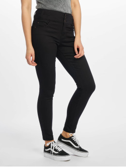 New Look High Waisted Jeans Highwaist black