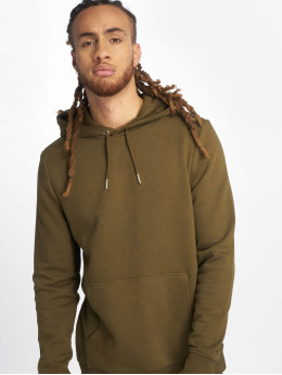 New Look Hoodie Core green