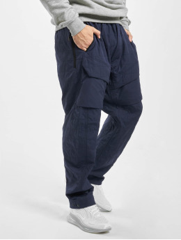 Nike Cargo pants Tech Pack Woven Quilted blue