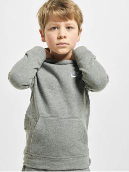 Nike Hoodie Club Fleece  gray