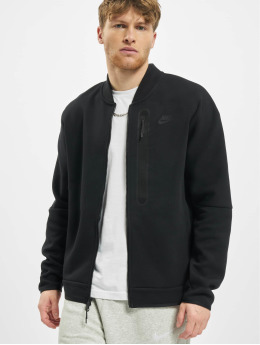 Nike Lightweight Jacket M Nsw Tch Flc Bombr black
