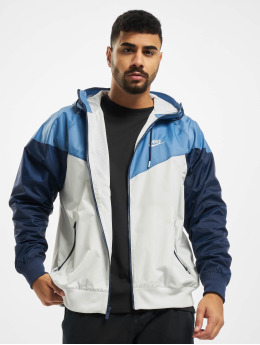 Nike Lightweight Jacket Windrunner HD Transition  gray