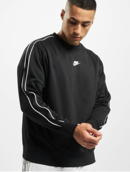 Nike Pullover Repeat PK Crew black