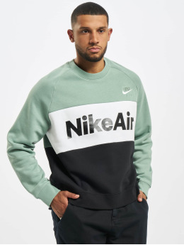 Nike Pullover Air Crew Fleece green