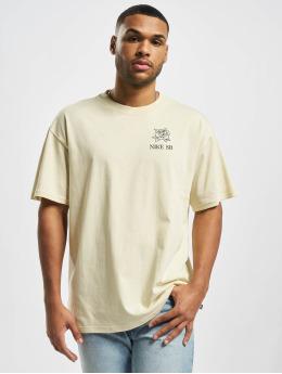 Nike SB T-Shirt SB Darknature beige