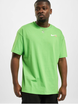 Nike SB T-Shirt Dragon green