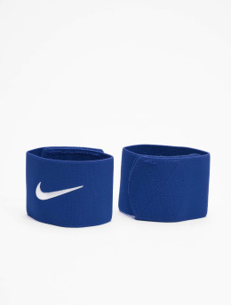 Nike Soccer Equipment Stay II Shin blue
